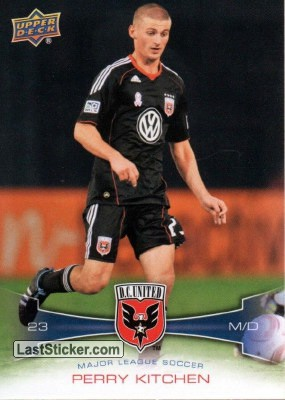 Perry Kitchen (D.C. United)