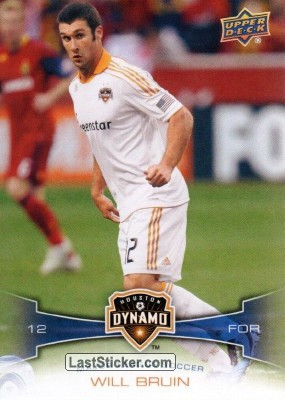 Will Bruin (Houston Dynamo)