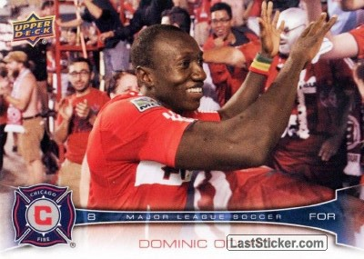Dominic Oduro (Chicago Fire)