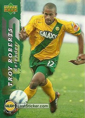 Troy Roberts (Los Angeles Galaxy)