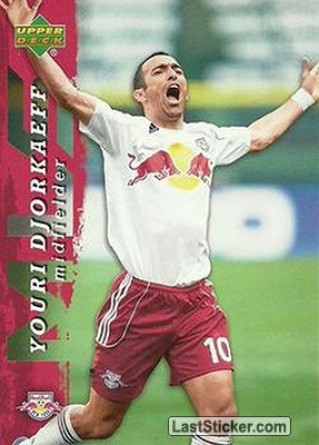 Youri Djorkaeff (New York Red Bulls)