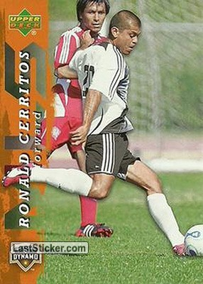 Ronald Cerritos (Houston Dynamo)