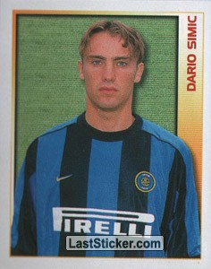 Dario Simic (Internazionale Milano Football Club 1908)