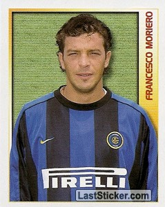 Francesco Moriero (Internazionale Milano Football Club 1908)