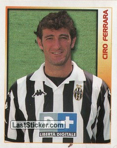 Ciro Ferrara (Juventus Football Club 1897)