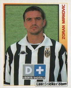 Zoran Mirkovic (Juventus Football Club 1897)