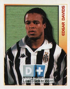 Edgar Davids (Juventus Football Club 1897)