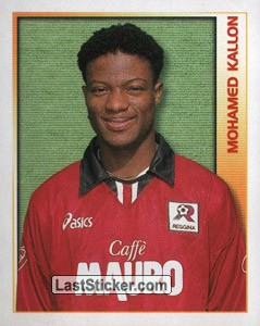 Mohamed Kallon (Reggina Calcio 1914)