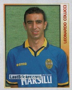 Leonardo Colucci (Hellas Verona Football Club 1903)
