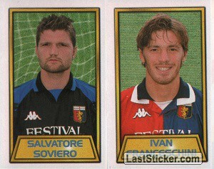 Salvatore Soviero/Ivan Franceschini (Genoa Cricket and Football club s.p.a.)