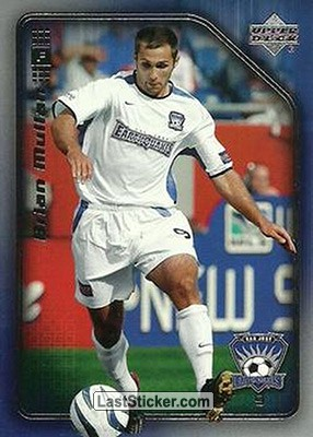 Brian Mullan (San Jose Earthquakes)
