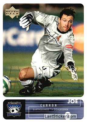 Joe Cannon (San Jose Earthquakes)