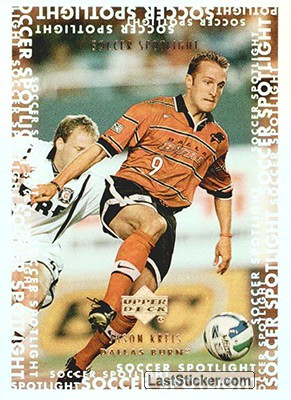 Jason Kreis (Dallas Burn)