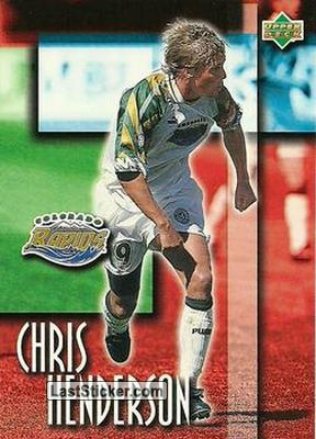 Chris Henderson (Colorado Rapids)