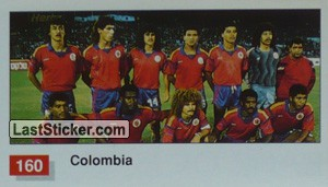 Colombia Team Photo (Colombia)
