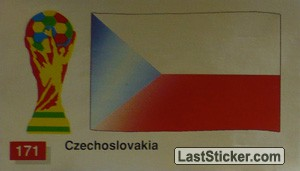 Czechoslovakia National Flag (Czechoslovakia)