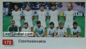 Czechoslovakia Team Photo (Czechoslovakia)