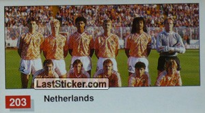 Netherlands Team Photo (Netherlands)