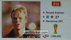 Ronald Koeman (Netherlands)