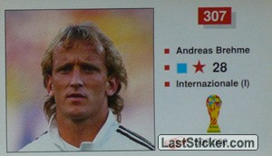 Andreas Brehme (West Germany)