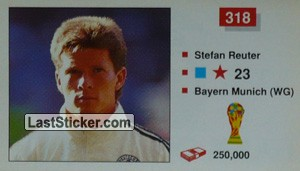 Stefan Reuter (West Germany)