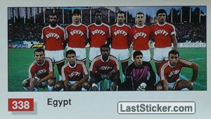 Egypt Team Photo (Egypt)