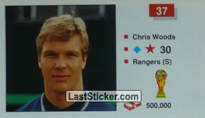 Chris Woods (England)