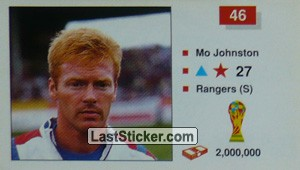 Mo Johnston (Scotland)