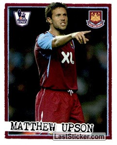 Matthew Upson (West Ham United)