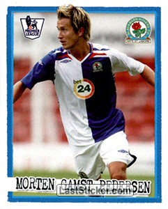 Morten Gamst Pedersen (Blackburn Rovers)