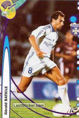 Gerald Baticle (Auxerre)