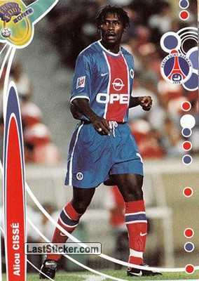 Aliou Cisse (Paris Saint-Germain)