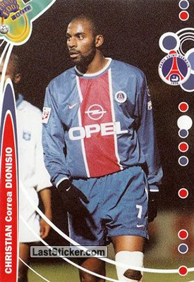 Christian Correa Dionisio (Paris Saint-Germain)