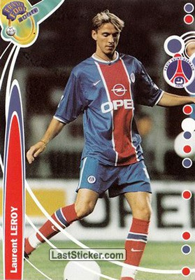 Laurent Leroy (Paris Saint-Germain)