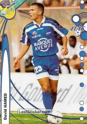David Hamed (Troyes)