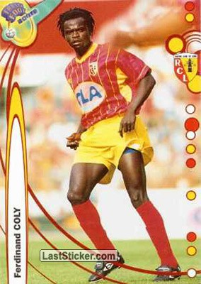 Ferdinand Coly (Lens)