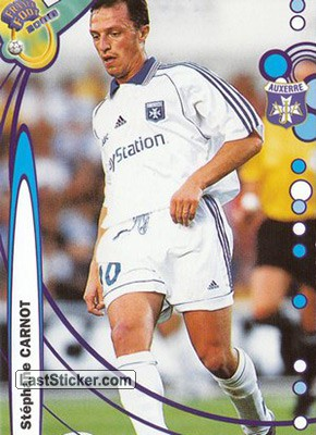 Stephane Carnot (Auxerre)
