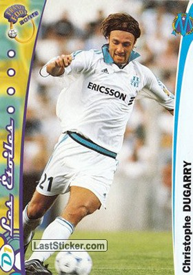 Christophe Dugarry (Olympic Marseille)