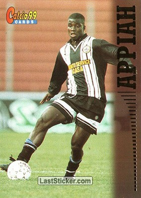 Stephan Appiah (Udinese)