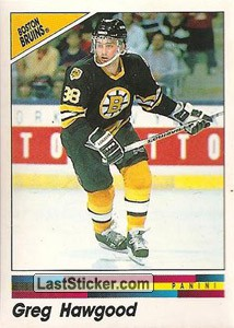 Greg Hawgood (Boston Bruins)