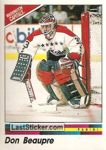 Don Beaupre (Washington Capitals)