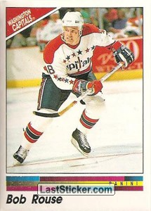Bob Rouse (Washington Capitals)