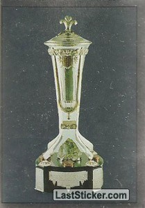 Prince of Wales conference trophy (Stanley Cup playoffs 1990)