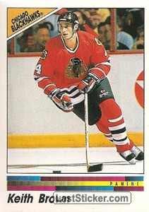 Keith Brown (Chicago Blackhawks)