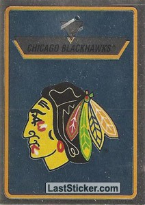 Chicago Blackhawks emblem (Chicago Blackhawks)
