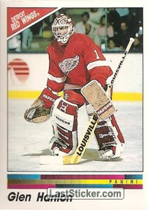 Glen Hanlon (Detroit Red Wings)