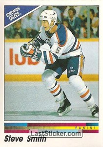 Steve Smith (Edmonton Oilers)