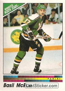 Basil McRae (Minnesota North Stars)