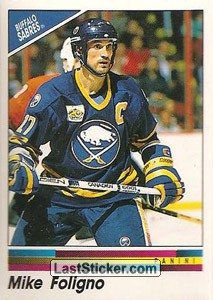 Mike Foligno (Buffalo Sabres)
