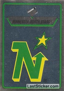 Minnesota North Stars emblem (Minnesota North Stars)